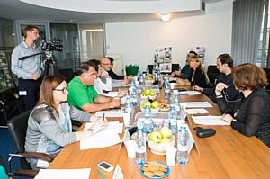 В Москве прошло заседание экспертного совета конкурса ландшафтного парка «Митино»