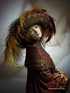 VI Московская международная выставка «Искусство куклы»