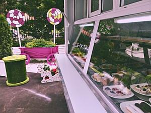 Сеть кафе АндерСон открыла первый магазин сладостей