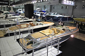 Burevestnik Group – сердце Moscow Boat Show