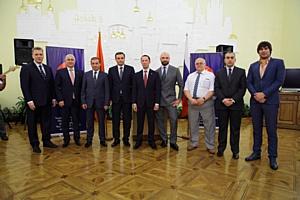 В Ереване открылось представительство Университета и Школы Бизнеса «Синергия»
