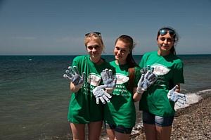 Геленджик присоединился к экологическому проекту «Зеленые Команды» Coca-Cola Hellenic.