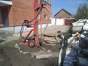 ООО ПСК-Строй Легион бурит водные скважины в Омске без заезда тяжелой техники
