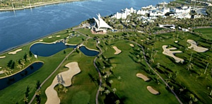 Международный гольф-турнир в Дубае с 17 по 20 апреля