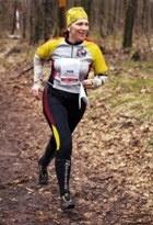 Сотрудница Курскэнерго заняла первое место в соревнованиях по спортивному ориентированию