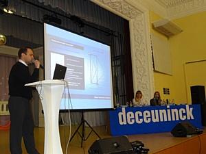 Deceuninck продолжает партнёрские встречи