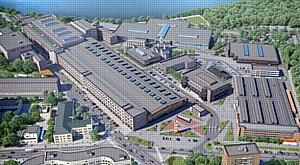 В Деловом квартале «Симоновский»  арендовано более половины площадей