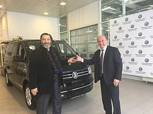 Volkswagen на высокой ноте