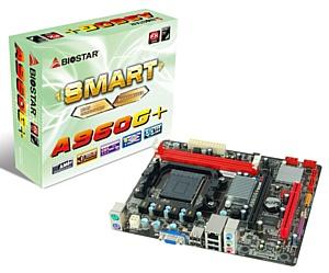 Системные платы Biostar A960G+: недорогие системы на платформе AMD AM3+