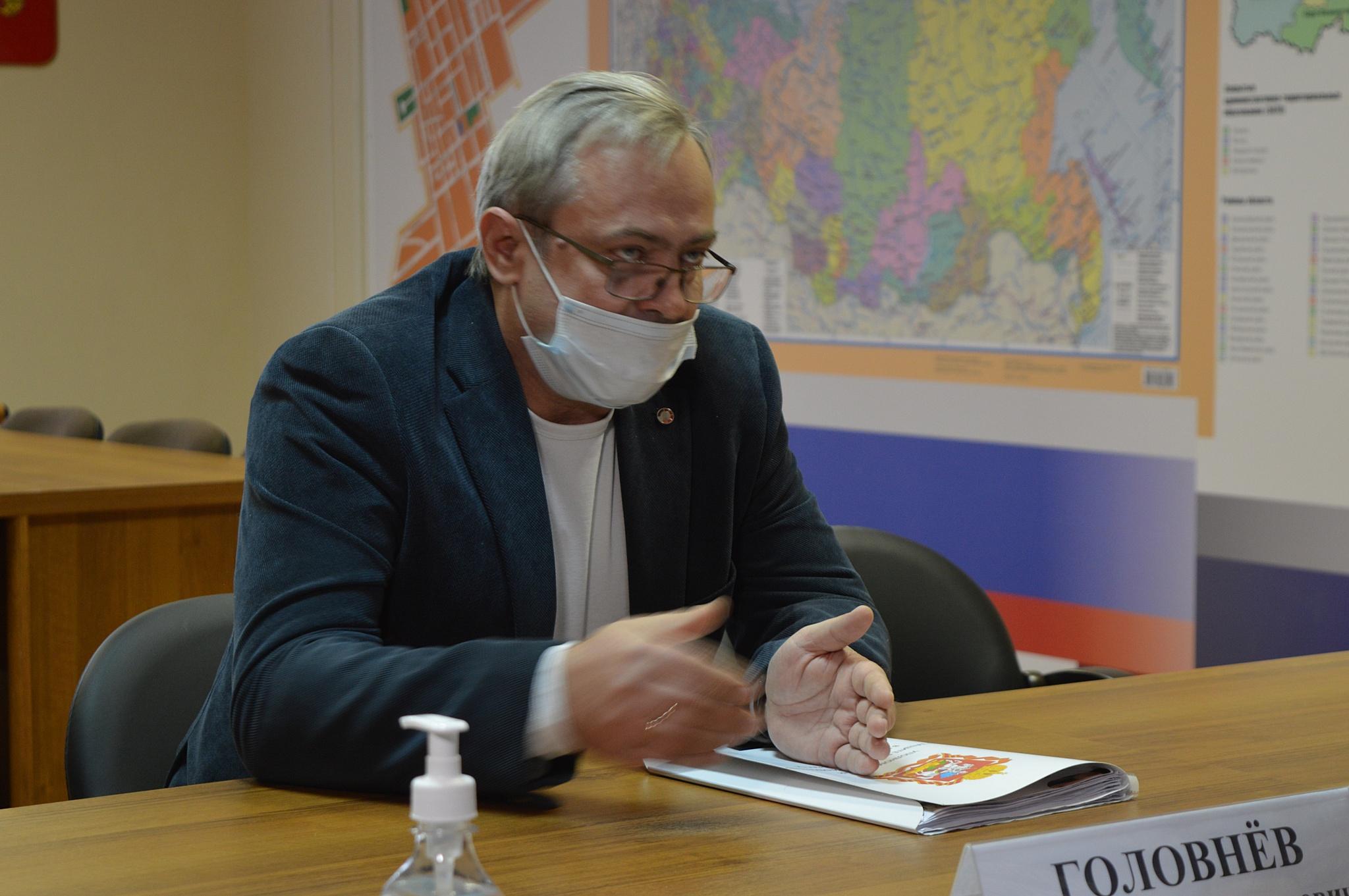Омбудсмен и прокурор Подмосковья встретились с предпринимателями