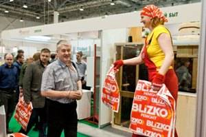«Blizko Ремонт» на выставке «Сибирский Дом-2012»