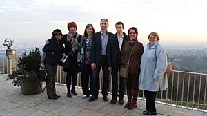 Участие российской делегации в мемориальных мероприятиях в Дахау.