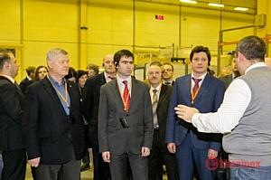 Корпорация «Термекс» открыла третью очередь завода «Тепловое оборудование»