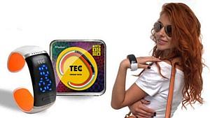 Belsis TECs - смарт часы с оригинальным дизайном
