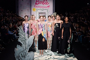 Коллекция Alena Akhmadullina for Barbie SS2016 представлена на Mercedes-Benz Fashion Week Russia!