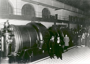 День рождения компании AEG – 125 лет совершенства форм и функций