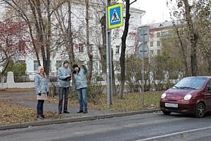 Мониторинг ОНФ привел к устранению нарушений обустройства переходов вблизи школ Челябинска