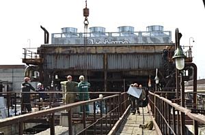 КАО «Азот» сможет увеличить объём производства карбамида в жаркое время года