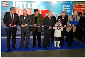 Открылась главная строительная выставка Украины InterBudExpo 2012