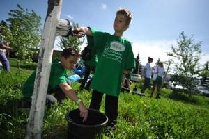 10-й экологический сезон «Зелёные Команды» Coca-Cola Hellenic