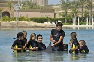 Жаркие. Весенние. Твои... каникулы в Atlantis, The Palm!