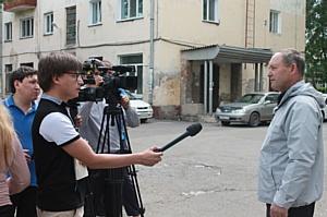 Эксперты ОНФ проверили проведение капитального ремонта в многоквартирных домах Хакасии