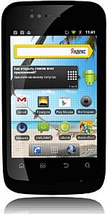Fly Wizard IQ245: Android-смартфон с поддержкой двух SIM-карт в сети «Мобилочка»