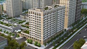 В жилом квартале Redside продано более половины квартир