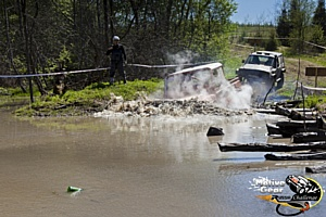 20 августа, экстремальная автомобильная гонка Motive Gear Russia Challenge