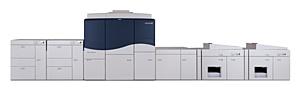 """ЦПМ Xerox iGen 150 Press была установлена в типографии """"Супервэйв"""""""