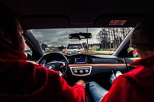 Автомобили Lifan участвуют в Международном автопробеге «Дорогами Победы»