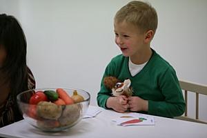 Детский английский клуб VokiToki - английский в творческом пространстве