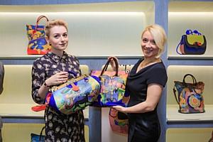 Торжественное открытие бутика Ante Kovac в Екатеринбурге.