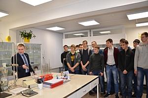 Заинтересованность в профориентации: в «Энергокомплексе» встречают студентов и школьников