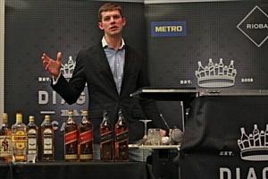 Diageo Bar Academy 2012 - первый этап всероссийского конкурса