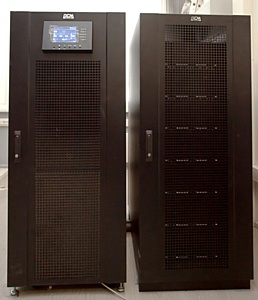 Модульный трехфазный ИБП Powercom ONL-M обеспечил непрерывность работы «ТемоЦентра»