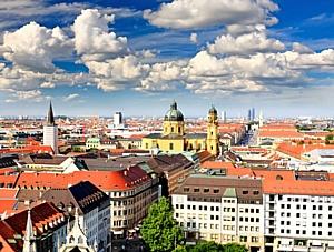 Инвестиционный проект года в центре Мюнхена (5-20% годовых)