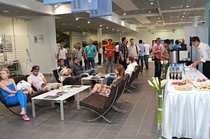 Компания Авилон провела презентацию нового BMW 4 серии Гран Купе и тест-драйв BMW