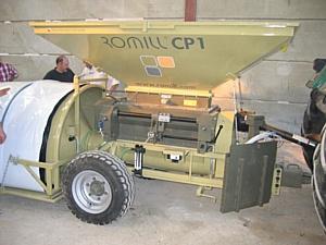 Зерноплющилки ROmiLL в России