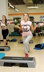 Определена «Мисс Фитнес» - самая спортивная офисная сотрудница России!