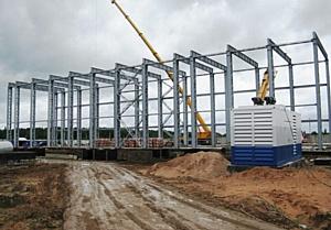 ФСК ЕЭС установила автотрансформаторы на строящейся в Новгородской области подстанции «Ручей»