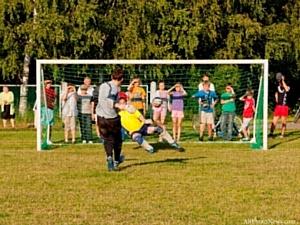 Футбольный турнир «Пулково – 80 лет»