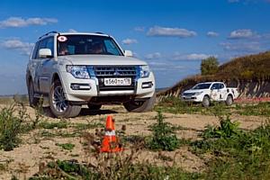 Off Road Test Drive Mitsubishi от Рольф. Настоящий праздник для всей семьи