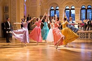 В Москве прошел грандиозный праздник танца - Сретенский молодежный бал
