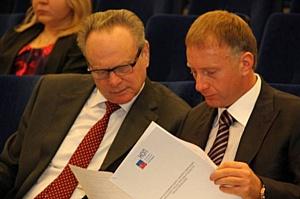 Михаил Воловик принял участие в Окружной конференции НОП по городу Москве
