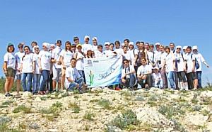 Coca-Cola Hellenic совместно с партнерами  проведет генеральную уборку на берегах Волги