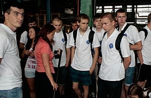 «Севкабель» провел экскурсию для студенческого стройотряда «Ленэнерго»