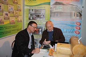 ВЛКЗ «Олива» принял участие в Минской выставке «Белорусская строительная неделя – 2016»