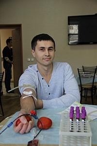 В Брянскэнерго прошла традиционная  благотворительная акция по сдаче крови