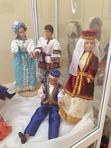 Уникальная коллекция кукол фонда «Миссия» на фестивале в Болгарии